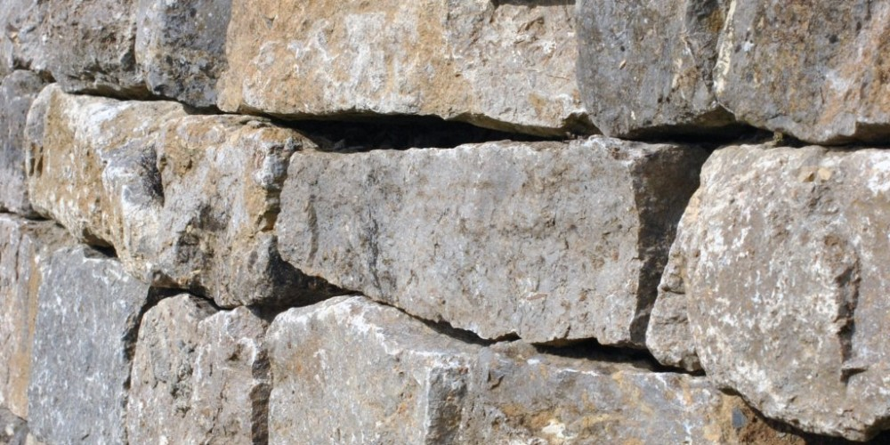 Natursteinmauern